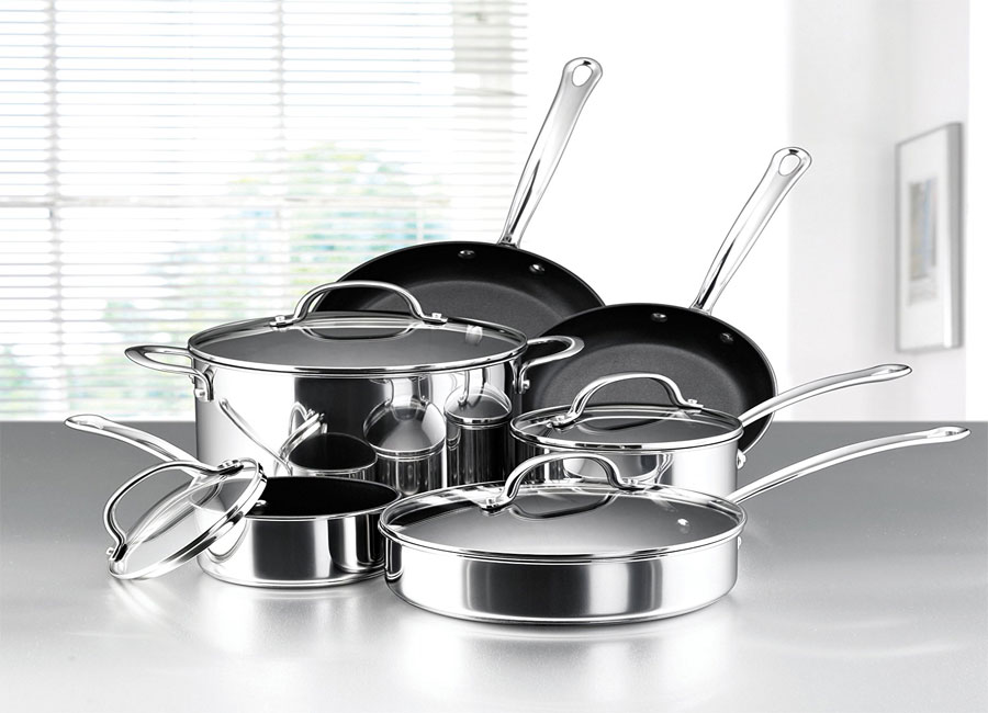 Farberware Millennium Stainless Steel Cookware