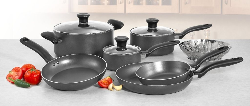 Circulon Premier Professional 13-Piece Hard-Anodized Cookware Set